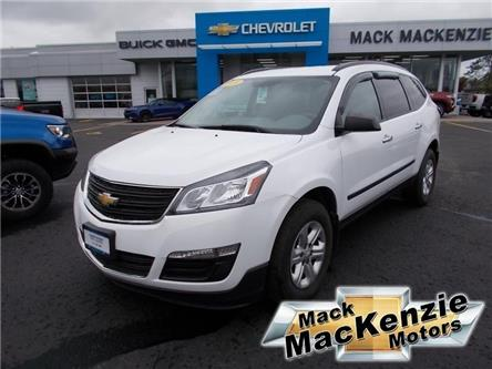 2016 Chevrolet Traverse LS (Stk: 25195) in Renfrew - Image 1 of 10