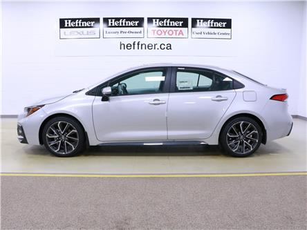 2020 Toyota Corolla SE (Stk: 200051) in Kitchener - Image 2 of 3