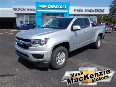 2020 Chevrolet Colorado WT (Stk: 29066) in Renfrew - Image 1 of 10