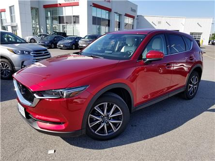2018 Mazda CX-5 GT (Stk: 089E1287) in Ottawa - Image 1 of 27