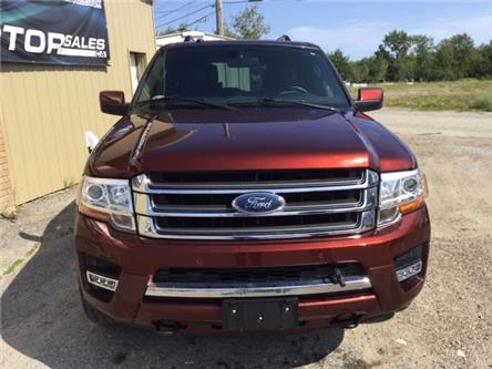 2017 Ford Expedition Max Limited (Stk: U-3940) in Kapuskasing - Image 2 of 8
