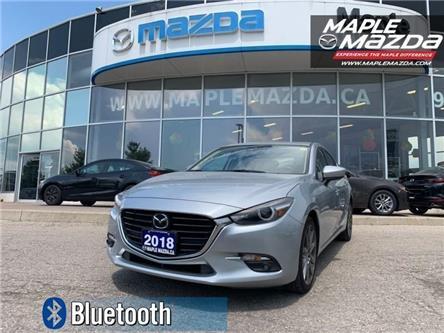 2018 Mazda Mazda3 Sport GT (Stk: P-1160) in Vaughan - Image 1 of 23