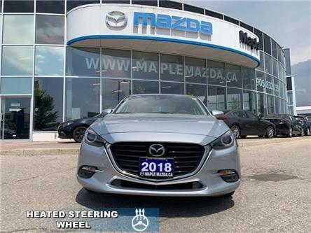 2018 Mazda Mazda3 Sport GT (Stk: P-1160) in Vaughan - Image 2 of 23