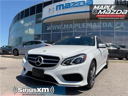 2016 Mercedes-Benz E-Class Base (Stk: P-1188) in Vaughan - Image 1 of 27