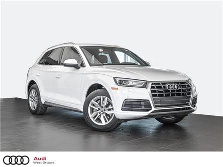 2018 Audi Q5 2.0T Komfort (Stk: PM472) in Nepean - Image 1 of 18
