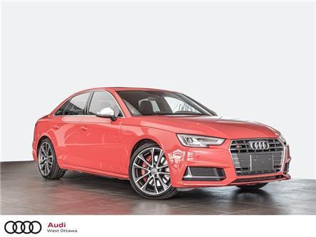 2018 Audi S4 3.0T Progressiv (Stk: PM453) in Nepean - Image 1 of 19