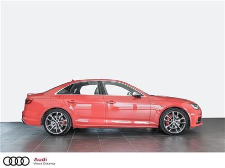 2018 Audi S4 3.0T Progressiv (Stk: PM453) in Nepean - Image 2 of 19