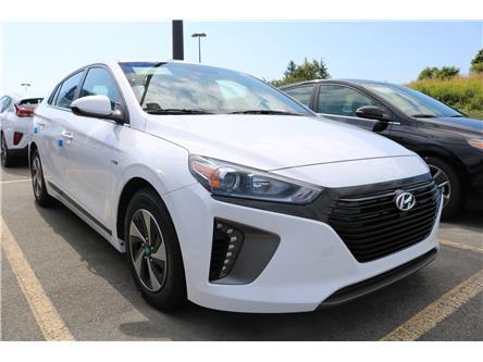 2019 Hyundai Ioniq Hybrid Preferred (Stk: 98986) in Saint John - Image 1 of 2