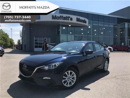 2016 Mazda Mazda3 Sport GS (Stk: P6886B) in Barrie - Image 1 of 29