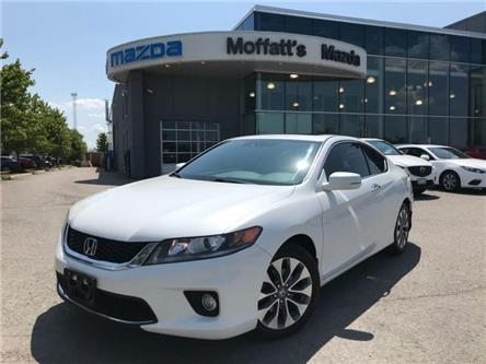 2014 Honda Accord EX-L-NAVI (Stk: 27731) in Barrie - Image 1 of 28
