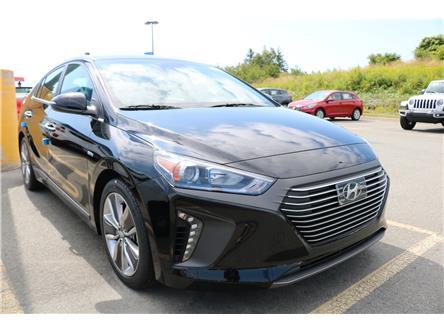 2019 Hyundai Ioniq Hybrid Luxury (Stk: 98987) in Saint John - Image 1 of 2