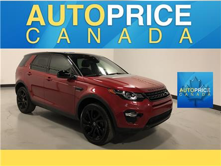 2016 Land Rover Discovery Sport HSE (Stk: W0509) in Mississauga - Image 1 of 29