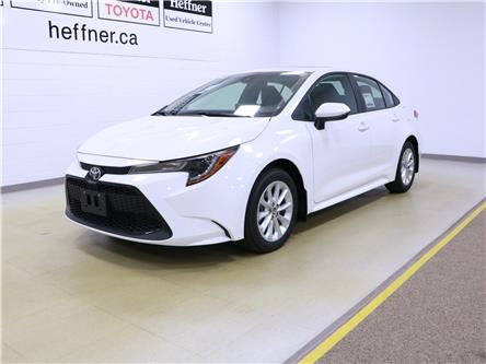 2020 Toyota Corolla LE (Stk: 200137) in Kitchener - Image 1 of 3