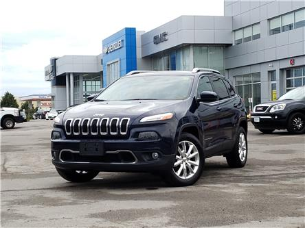 2016 Jeep Cherokee Limited (Stk: 1259685A) in Newmarket - Image 1 of 29