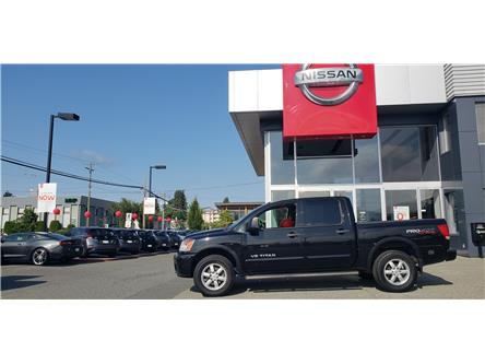 2012 Nissan Titan PRO-4X (Stk: 8T1848A) in Duncan - Image 1 of 4