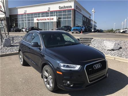 2015 Audi Q3 2.0T Progressiv (Stk: 2880A) in Cochrane - Image 1 of 14