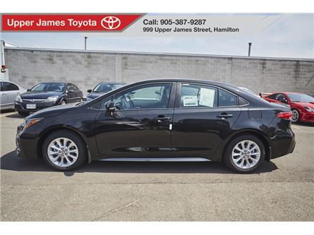 2020 Toyota Corolla LE (Stk: 200123) in Hamilton - Image 2 of 16