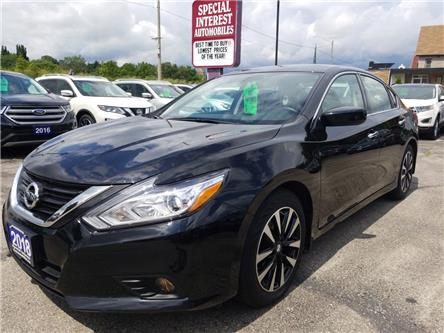 2018 Nissan Altima 2.5 SV (Stk: 257198) in Cambridge - Image 1 of 22