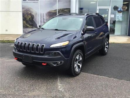 2015 Jeep Cherokee Trailhawk (Stk: S3946A) in Peterborough - Image 2 of 18