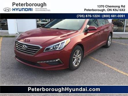 2015 Hyundai Sonata GL (Stk: H12098A) in Peterborough - Image 1 of 15