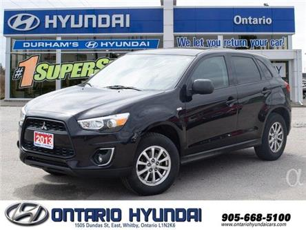 2013 Mitsubishi RVR SE (Stk: 01421K) in Whitby - Image 1 of 17
