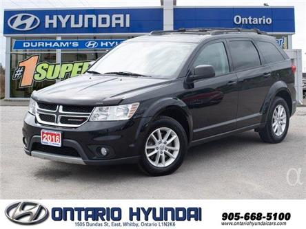2016 Dodge Journey SXT/Limited (Stk: 01161L) in Whitby - Image 1 of 22