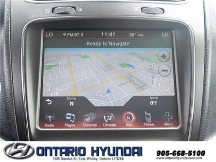 2016 Dodge Journey SXT/Limited (Stk: 01161L) in Whitby - Image 2 of 22