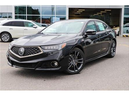 2020 Acura TLX Tech A-Spec (Stk: 18775) in Ottawa - Image 1 of 29
