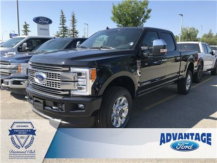 2019 Ford F-350 Platinum (Stk: K-1822) in Calgary - Image 1 of 5
