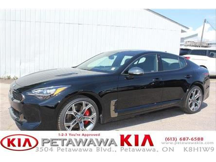 2019 Kia Stinger  (Stk: 19243) in Petawawa - Image 1 of 24