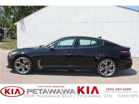 2019 Kia Stinger  (Stk: 19243) in Petawawa - Image 2 of 24