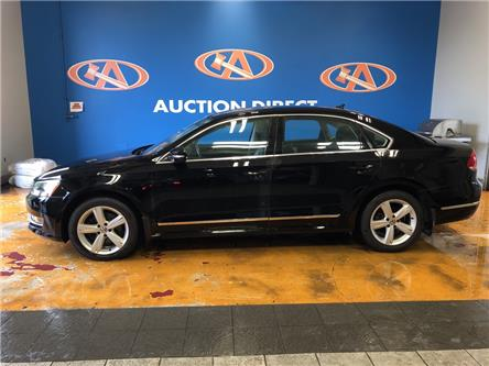 2014 Volkswagen Passat 2.0 TDI Comfortline (Stk: 14-030110) in Lower Sackville - Image 2 of 17