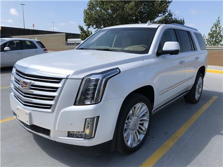 2016 Cadillac Escalade Platinum (Stk: OP19283) in Vancouver - Image 1 of 11