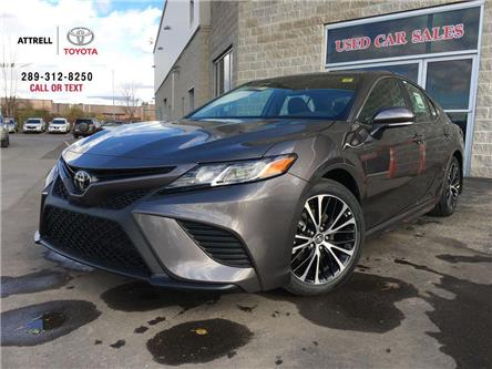 2019 Toyota Camry SE UPGRADE PACKAGE (Stk: 44317) in Brampton - Image 1 of 17
