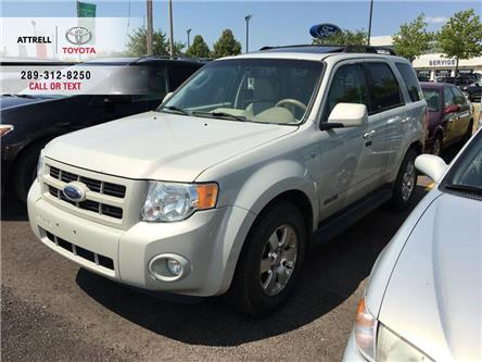 2008 Ford Escape LIMITED AWD V6 LEATHER, SUNROOF, ALLOYS, FOG, BACK (Stk: 45063A) in Brampton - Image 1 of 6