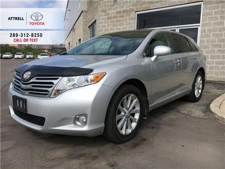 2011 Toyota Venza C PKG AWD PUSH BUTTON START,LEATHER, SUNROOF, ALLO (Stk: 44710A) in Brampton - Image 1 of 26