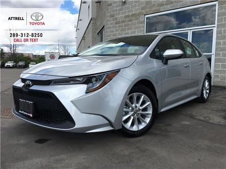 2020 Toyota Corolla LE UPGRADE PACKAGE (Stk: 44165) in Brampton - Image 1 of 25