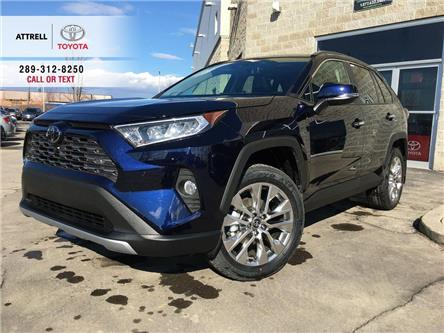2019 Toyota RAV4 AWD LIMITED (Stk: 43726) in Brampton - Image 1 of 5