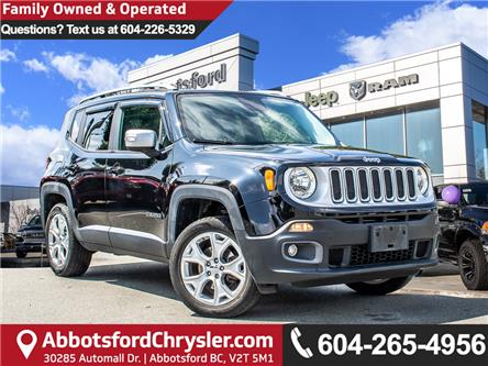 2016 Jeep Renegade Limited (Stk: K806040A) in Abbotsford - Image 1 of 23