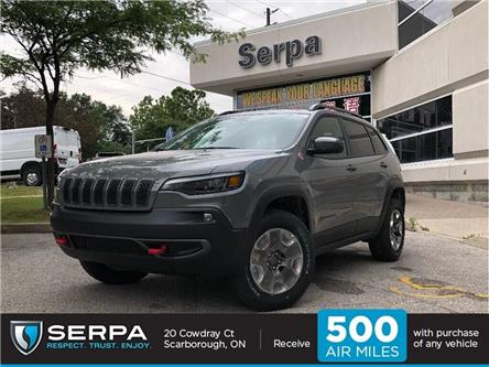 2019 Jeep Cherokee Trailhawk (Stk: 194126) in Toronto - Image 1 of 19