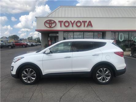2013 Hyundai Santa Fe Sport  (Stk: 1909171) in Cambridge - Image 1 of 15