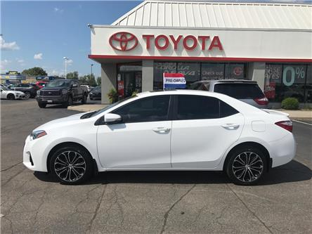 2016 Toyota Corolla  (Stk: 1908921) in Cambridge - Image 1 of 15