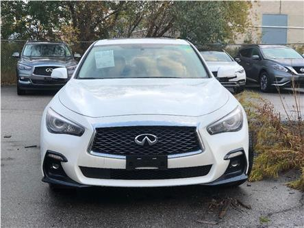 2019 Infiniti Q50 3.0t Signature Edition (Stk: 19Q506) in Newmarket - Image 2 of 5
