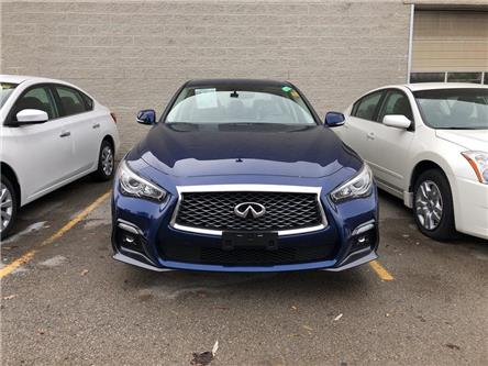 2019 Infiniti Q50 3.0t Signature Edition (Stk: 19Q5018) in Newmarket - Image 2 of 5