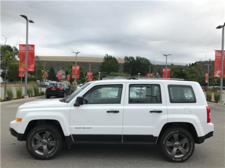 2016 Jeep Patriot 2GH Sport Altitude II (Stk: P797408) in Saint John - Image 2 of 9