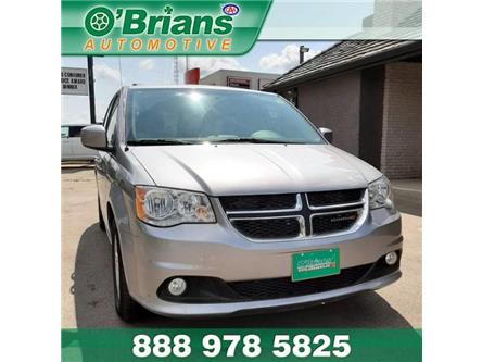 2018 Dodge Grand Caravan Crew (Stk: 12597A) in Saskatoon - Image 1 of 21