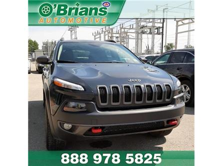 2017 Jeep Cherokee Trailhawk (Stk: 12636A) in Saskatoon - Image 1 of 25