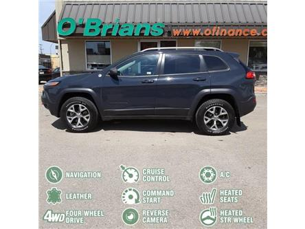 2017 Jeep Cherokee Trailhawk (Stk: 12636A) in Saskatoon - Image 2 of 25