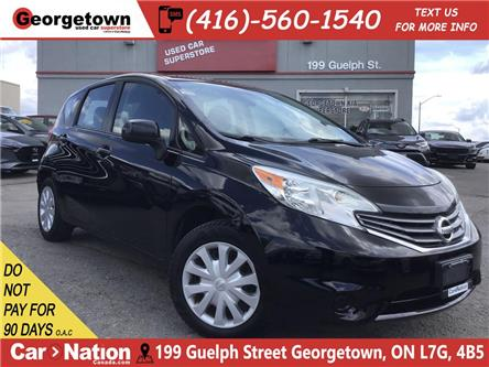 2014 Nissan Versa Note 1.6 SV | BLUETOOTH | XM RADIO | AUX/USB IN | (Stk: P12363) in Georgetown - Image 1 of 25
