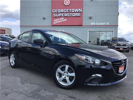 2015 Mazda Mazda3 GX | 6 SPEED | BLUETOOTH | ALLOYS | FOGS | (Stk: P12260) in Georgetown - Image 2 of 20